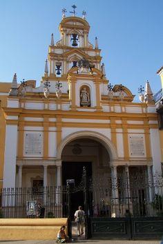 Basílica de la Macarena Sevilla España
