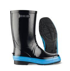 Nokian Footwear - Gummistiefel -Reef- (Everyday) Schwarz/Blau, Größe 46 [418-15-46] - http://on-line-kaufen.de/nokian-footwear/46-eu-nokian-footwear-gummistiefel-reef-everyday-2