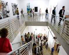 In addition to displaying internationally established artists, the Rubell Family Collection actively acquires, exhibits and champions emerging artists working at the forefront of contemporary art. www.seelocalart.com