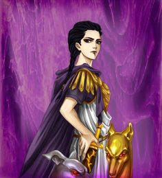 Reyna Avila Ramírez-Arellano from The Heroes of Olympus.
