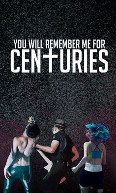 Centuries-Fall Out Boy with Brendon Urie, Patrick Stump, and Hayley Williams