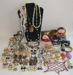 Miscellaneous Jewelry | broken or unwanted jewelry can be remade into a new beautiful piece.