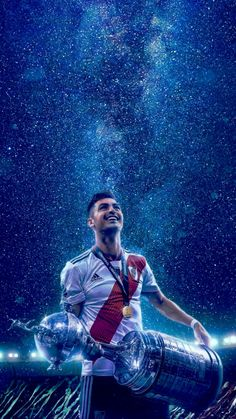 Escudo River Plate, Fc Barcelona, Plates, Photo And Video, Carp, Pictures, Ronaldo, Instagram, Soccer