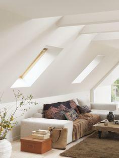 Come rinnovare un sottotetto inutilizzato creando un nuovo spazio in casa