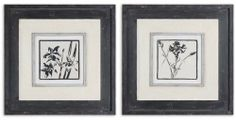 2 Framed Florals by Gordon Companies, Inc. $330.00. Shipping Weight: 9.00 lbs. Picture may wrongfully represent. Please read title and description thoroughly.. This product may be prohibited inbound shipment to your destination.. Brand Name: Gordon Companies, Inc Mfg#: 30721025. Please refer to SKU# ATR26168820 when you inquire.. 2 Framed Florals/oil reproductions with sand textured effect mounted over off white mats with textured effect/red based frames with with h...