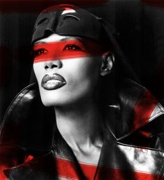 to say iconic. Grace Jones, Ms Jones, Jamaica, Jones Fashion, Kenzo, State Of Grace, Vintage Black Glamour, How To Be Graceful, Girls Rules