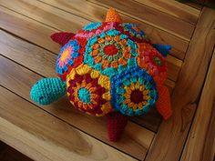 Miss T. the turtle by Sucrette