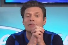 Ryan Seacrest responds to rumours he had a stroke on TV Health Unit, Ryan Seacrest, Intensive Care Unit, One Wave, Long Term Care, Global News, The Province, Usa Today, Ontario