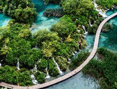 National Park Tours, Plitvice Lakes National Park, Parc National, Best Of Croatia, Split Croatia, Bucket List Europe, Lago Baikal, Croatia Travel Guide, Croatia Itinerary
