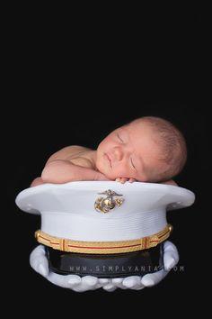 Military Baby - Simply Ania | Okinawa Newborn Photographer