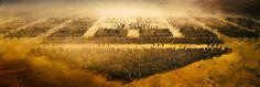 Dentro de la capital regional, que había servido como una guarnición masiva.  Wuzhu tuvo la suerte de entrar en contacto con un gigantesco ejército recientemente enviado como sus propios refuerzos del norte, un ejército que personalmente había entrenado y perforado durante los últimos 3 años en preparación para una masiva ofensiva del Sur contra la Canción, en total de más de 100.000 pies Soldados, 15,000 arqueros de caballo y caballería mediana, y cinco mil pagodas de hierro.