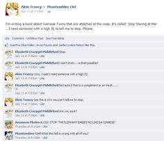 Kuroshitsuji Facebook: Just Stop by LeeAnn-Anime-Fan on DeviantArt
