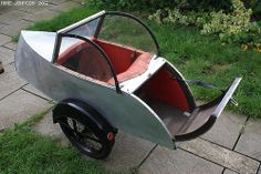 Watsonian bicycle sidecar