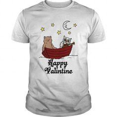 Awesome Tee White valentine Hoodies T shirts