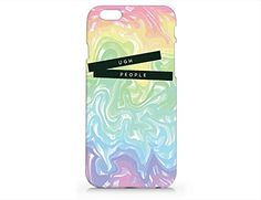 Amazon.com: UGH People Iphone 6 case, Iphone 6 Case Plastic Hard White Phone Cover For Iphone 6 Case- Emerishop (AH503): Cell Phones & Accessories