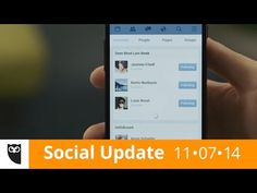 ▶ Social Update #6 | Facebook newsfeed, Instagram editing, Reuters social commentary - YouTube