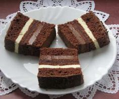 Polish Recipes, Polish Food, Cooking Recipes, Sweets, Cakes, Food And Drinks, Kuchen, Recipies, Gummi Candy