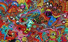 Resultado de imagem para psychedelic