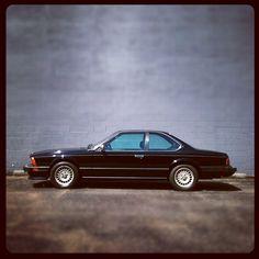 For Sale: 1987 BMW 635csi at Munich Evolution. www.munichevo.com