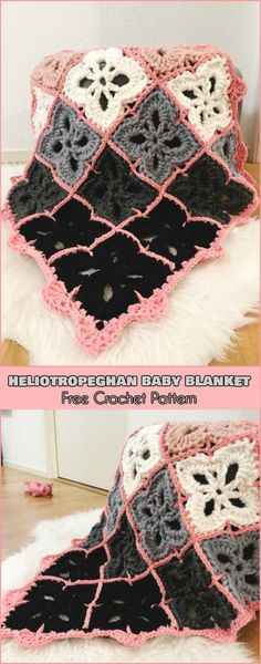 Heliotropeghan Doliy and Baby Blanket [Free Crochet Patterns]
