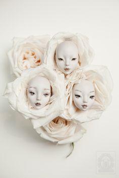 Art doll  by ViktoriyaArt/VikaVika: