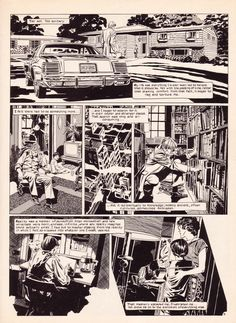 Out Of Phase - Art by Al Williamson