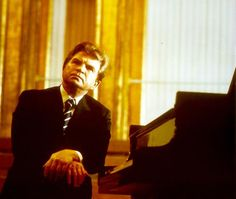 Emil Gilels. Great Pianist.