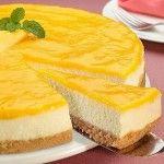 Receita de Cheesecake de Limão - Receitas Já, rapidas, faceis e simples Culinária para todos!!!