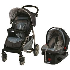 Graco Stylus Click Connect Travel System Stroller - Brompton - Graco - Babies R Us