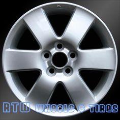 "Toyota wheels for sale Corolla Matrix 2003-2008. 15"" Silver OEM rims 69424 - http://www.rtwwheels.com/store/shop/toyota-wheels-for-sale-corolla-matix-silver-69424/"
