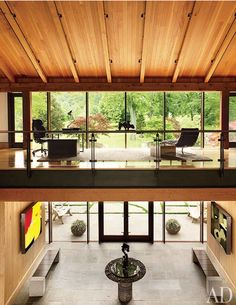 Joel Barkley, architect. Clodagh, interiors