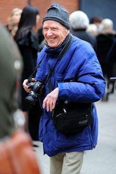 The Man. The Legend. Bill Cunningham.