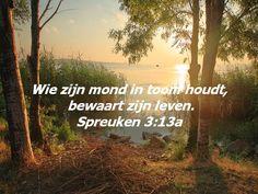 Bewaar je leven | Bemoedigende Bijbelteksten