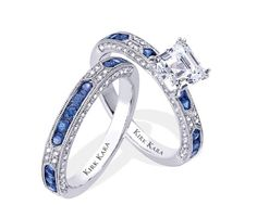 Kirk Kara Ring - Yes. This is super close to what I would really like