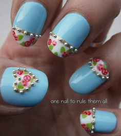 if only i could do this stuff with my nails..