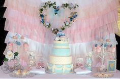 Cinderella Inspired Party | CatchMyParty.com