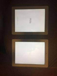 2 Apple iPad mini 2 16GB Wi-Fi 7.9in - Silver iCloud