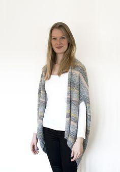 SJÆL cardigan // knitting kit // www.g-uld.dk