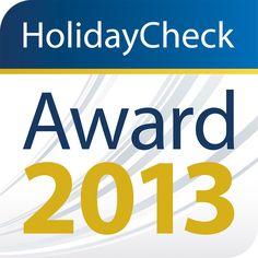 HolidayCheck Award 2013