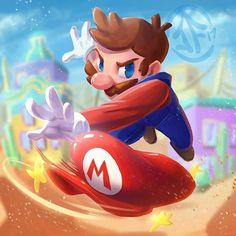 posted by gaming1empire via instagram :   《Super Mario》by @josesartcave  #supermario#mario#luigi#bowser#princesspeach#yoshi#supermariobros#supermarioworld#supermarioland#mariobros#nes#snes#nintendo#ninstagram#nes#snes#supernintendo#gameboy#gamecube#wii#wiiu#3ds#nintendoswitch#gamer#gaming#fanart#supermarioodyssey…