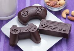 The Classic Video Game Controller Silicone Mold