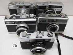 FC5-972FC フジカ等フィルムカメラ 5台セット ジャンク_画像1