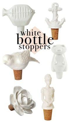 Wine Bottle Stoppers by palamidaki