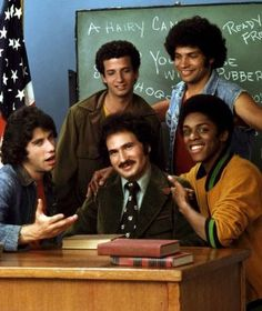 """One of my all time favorite shows! """"Welcome Back Kotter"""""""