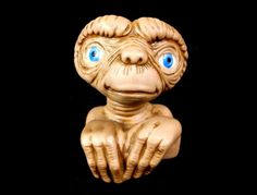 Vintage 1983 E.T. The Extra-Terrestrial POT HANGER / POT PAL Avon CUTE movie VTG #Avon
