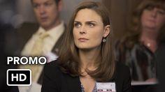 """Bones 9x09 Promo """"The Fury in the Jury"""" (HD)"""