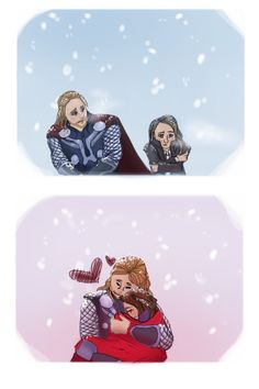 Thor n Jane bein' fluffy^^ What a gentleman, lending the lady your cape. Thor x Jane Come Here All Marvel Characters, Marvel Movies, Marvel Funny, Marvel Dc, Odin Mythology, Luffy And Hancock, Marvel Couples, Chris Hemsworth Thor, Hades And Persephone
