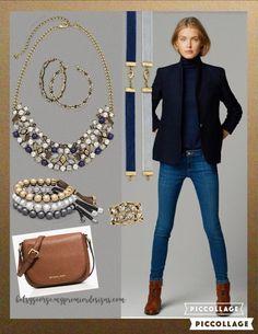 Premier Designs Jeweler Home Premier Jewelry, Premier Designs Jewelry, Jewelry Design, Simple Outfits, Work Outfits, Fall Outfits, Cute Jewelry, Jewelry Box, Jewellery