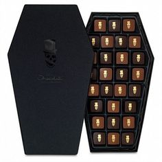 Coffin Chocolate Gift Box