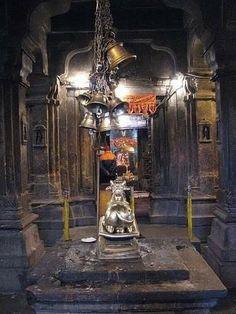 Photo taken inside the temple, Baba Kedarnath ~Kedarnath is also one of the twelve Jyotirlingas. By visiting Kedarnath sorrows do not come even in dreams. Jai Sri Kedarnath ~ Jai Shiva Shankara!